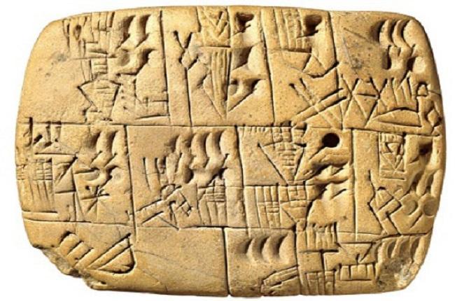 La Escritura Cuneiforme El Primer Sistema De Escritura De La Historia
