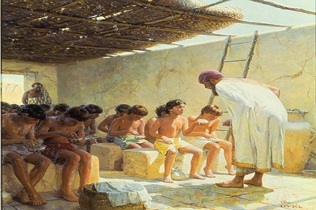 La ciencia y la educación en la antigua Mesopotamia