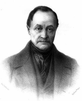 Auguste Comte, representante de la historia tradicional