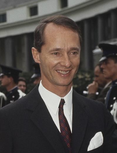 Carlos Hugo de Borbón, noveno candidato del carlismo, en 1968