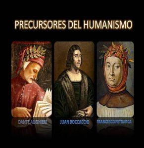 Precursores del humanismo