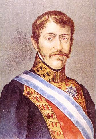 Retrato de Carlos María Isidro, el pretendiente original del carlismo