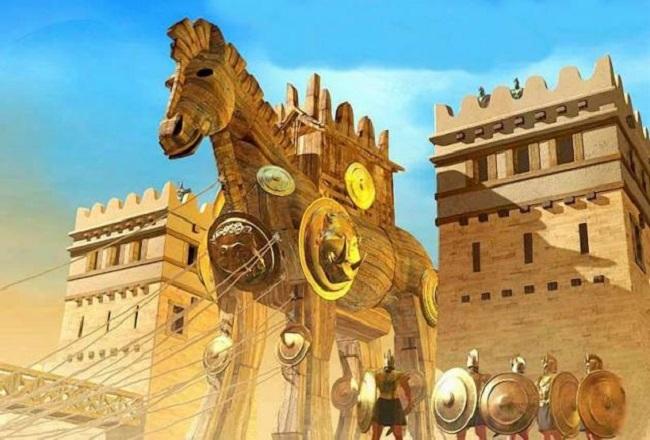 La verdadera historia detrás de la Guerra de Troya