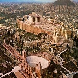 El origen de las polis griegas: la construcción de la antigua Grecia