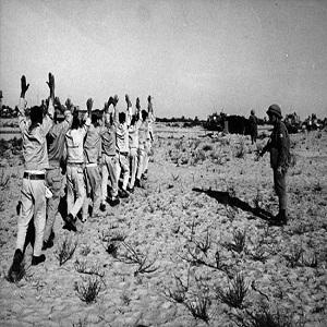 La Guerra de los Seis Días (1967): Israel contra el mundo árabe