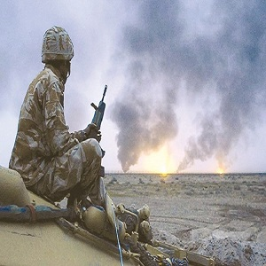 La Guerra del Golfo: el mundo vs. el Irak de Sadam Husein
