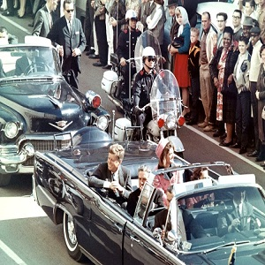 La muerte de Kennedy: el mayor asesinato de la Historia de EEUU