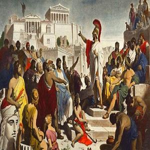 La democracia ateniense del siglo V a.C.: características y funcionamiento