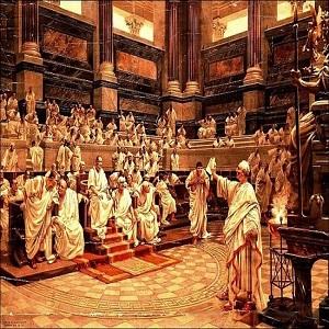 El Senado romano, el gran pilar de la política en la antigua Roma