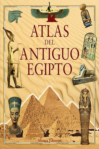 Atlas del antiguo Egipto, de Alianza editorial