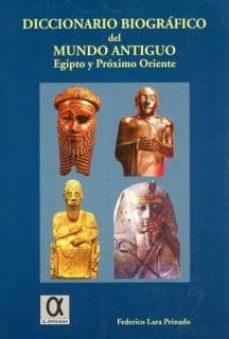 Diccionario biográfico del mundo antiguo