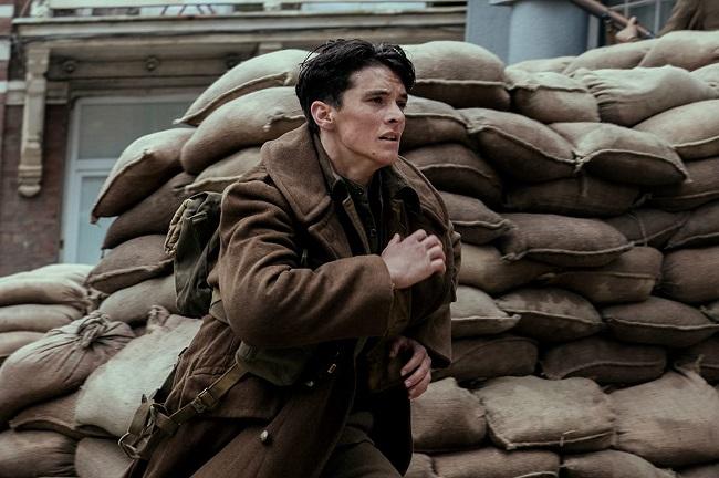 Tommy, protagonista del frente terrestre en Dunkerque