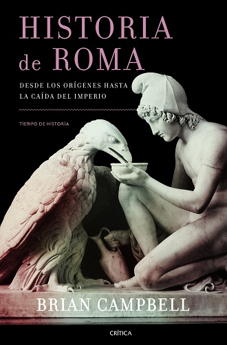 Historia de Roma, de Brian Campbell