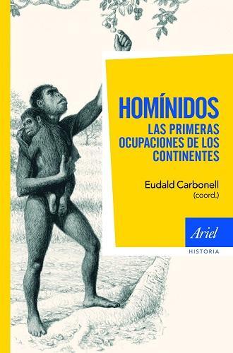 Homínidos, de Eudald Carbonell