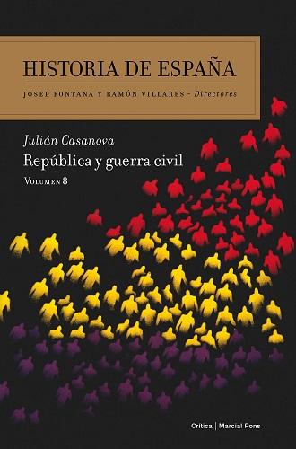 República y guerra civil, de Julián Casanova