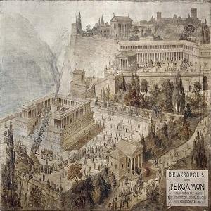 Pérgamo, la ciudad más rica y próspera de la Grecia helenística