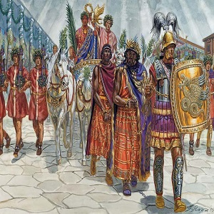 La Guerra de Yugurta (112 - 106 a.C.): el origen de Cayo Mario