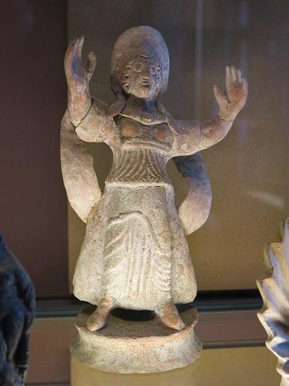 Estatua que representa a Mitrídates V Evergetes