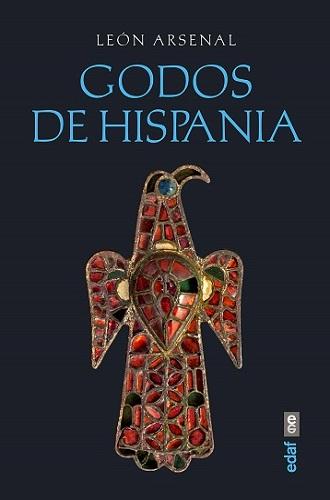 Portada del libro Godos de Hispania