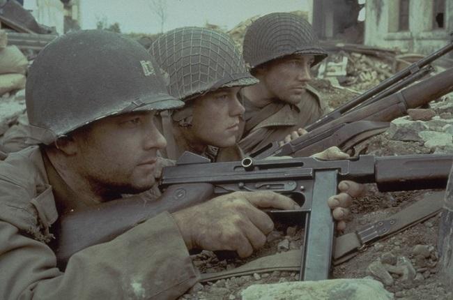 Fotograma de Salvar al soldado Ryan