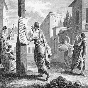 La dictadura de Sila en Roma: batallas, asesinatos políticos y reformas