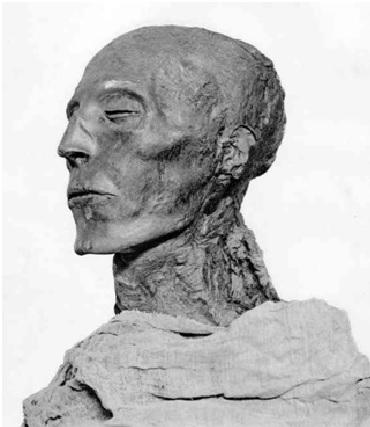 Seti I, una de las momificaciones egipcias mejor conservadas