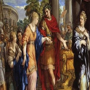Las esposas de Julio César: Cornelia, Pompeya y Calpurnia
