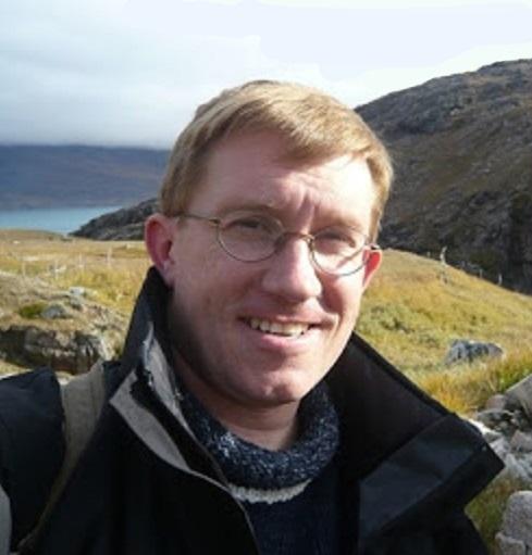 """Neil Price, catedrático de arqueología y autor de """"Vikingos"""""""