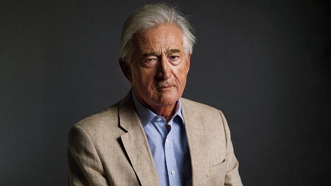 """Fotografía de Antony Beevor, uno de los creadores de """"La Segunda Guerra Mundial. Una historia gráfica"""""""