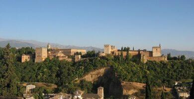 """La Alhambra de Granada, el lugar central del ensayo """"El último sultán"""""""