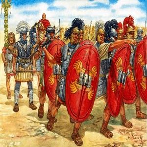 La batalla de Zela (47 a.C.): Julio César contra el rey Farnaces II