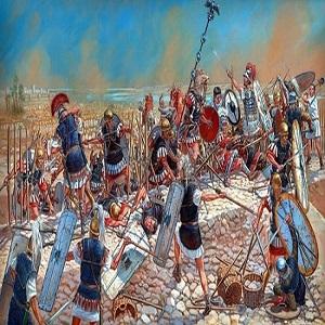 La batalla de Tapso (46 a.C.): Julio César y la conquista de África