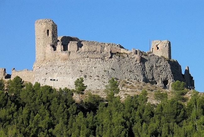 El Castillo de Calatayud fue una de las fortalezas asediadas por los castellanos
