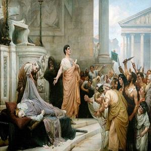 Marco Antonio, el general romano más fiel a Julio César
