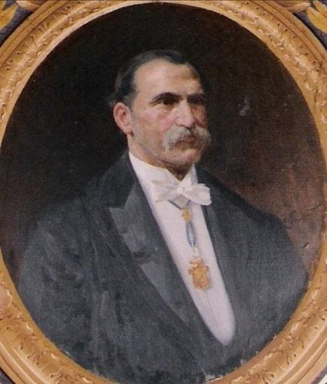 Francisco Javier Simonet (1829-1897), padre de los estudios mozárabes