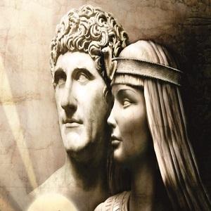 Marco Antonio y Cleopatra, el gran romance trágico de la Antigüedad