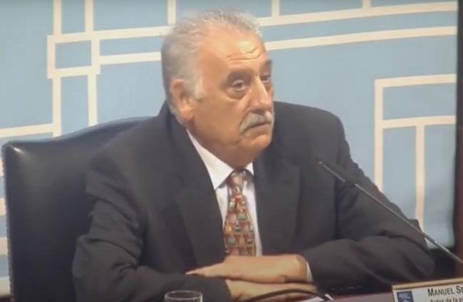 Manuel Serrano Vélez, autor de Emilio Castelar