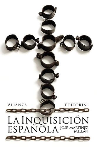 Portada de La Inquisición española, de José Martínez Millán