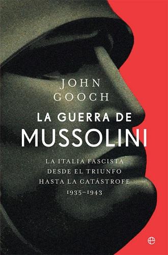 Portada de La guerra de Mussolini
