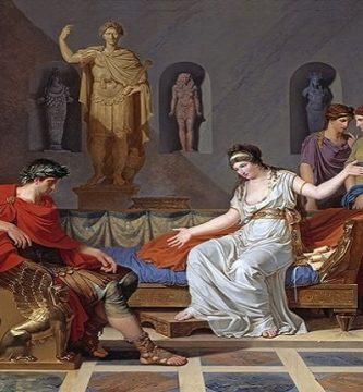 destacada conquista romana de Egipto-min