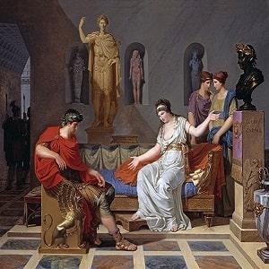 La conquista romana de Egipto: la muerte de Cleopatra y Marco Antonio