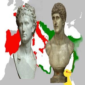 La cuarta guerra civil romana (32-30 a.C.): Octaviano contra Marco Antonio