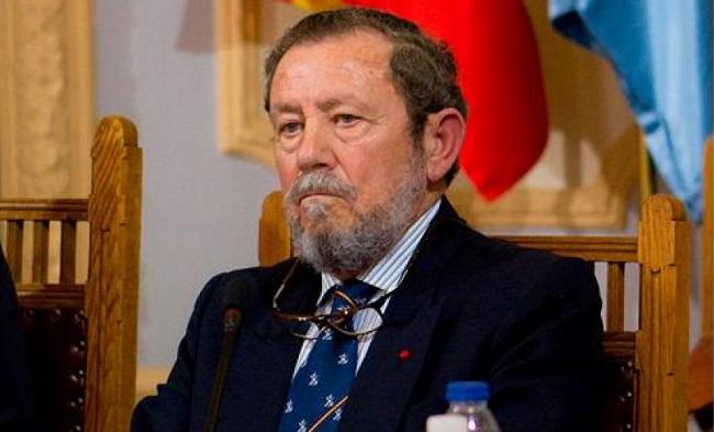 Rafael Dávila, autor de La guerra civil en el norte