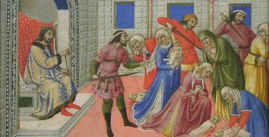 herodes el grande y la matanza de los inocentes